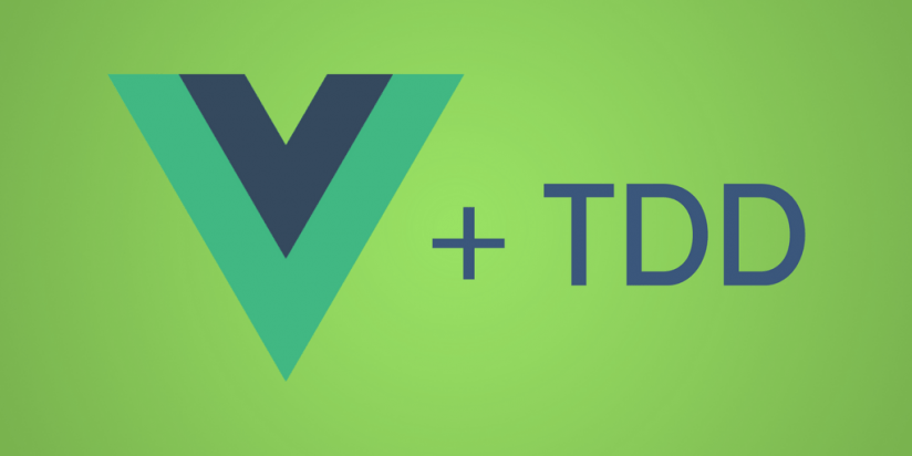 Start using TDD with Vue.js. Syndicode