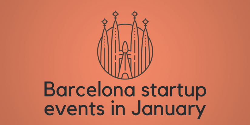 Barcelona startup events in January 2018. Syndicode news