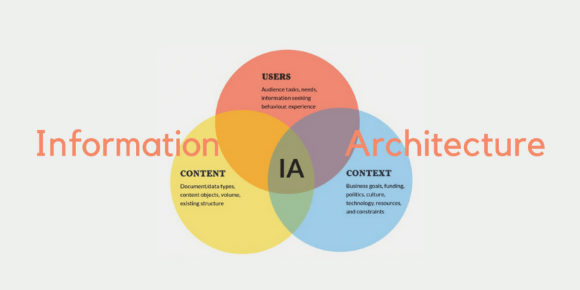 The beginners' guide on Information Architecture. Syndicode news