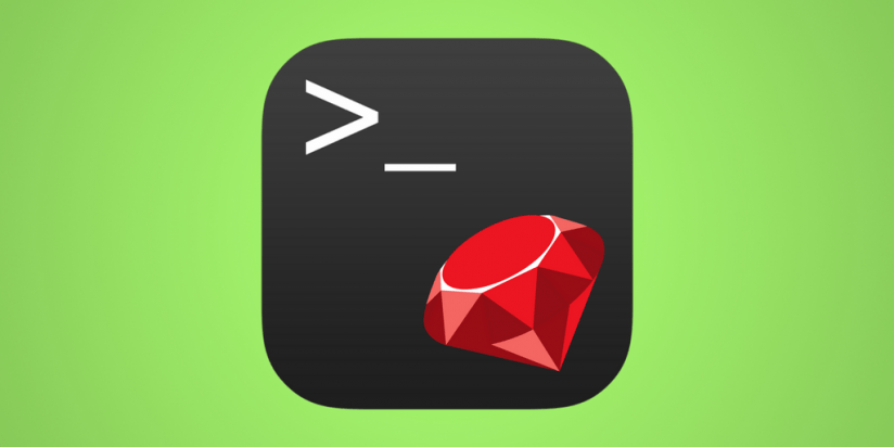 Steps to build command-line interface with Ruby. Syndicode news.