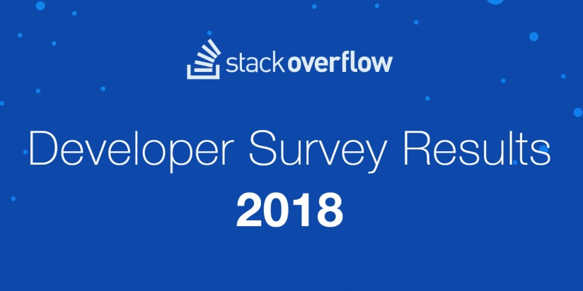 Stack Overflow annual Developer Survey results for 2018. Syndicode news