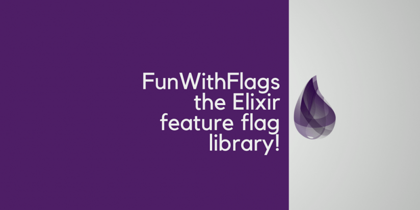 FunWithFlags, the Elixir feature flag library! Syndicode news