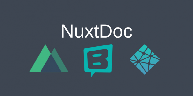NuxtDoc for creating documentation with Nuxt and Storyblok. Syndicode news