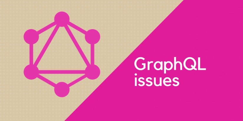 5 GraphQL apps issues