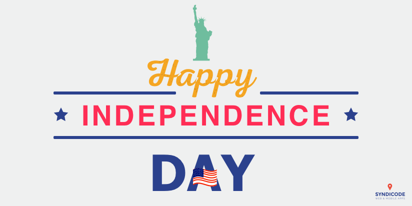 Happy Independence Day! Syndicode holidays