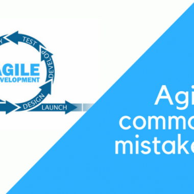 Common mistakes in Agile development