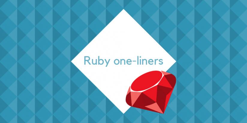 Neat collection of Ruby one-liners. Syndicode news