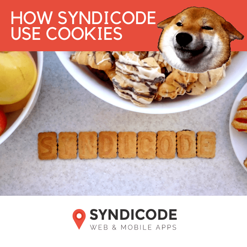 How Syndicode use cookies. Syndicode humor