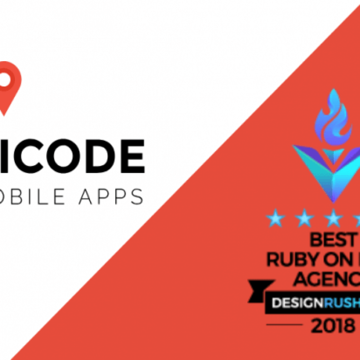 Syndicode is validated as a TOP company in Best Ruby on Rails Agencies category