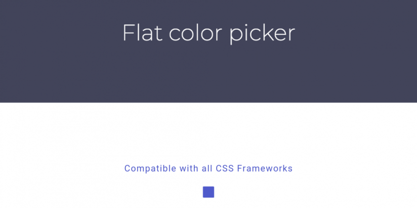Pickr is a flat color picker compatible with all CSS frameworks. Syndicode news