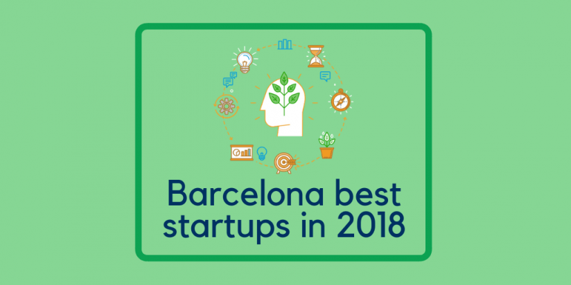 Barcelona best startups in 2018. Syndicode news