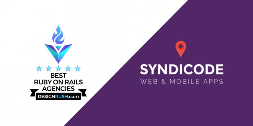 Syndicode is recognized as a top Ruby on Rails company on DesignRush. Syndicode news