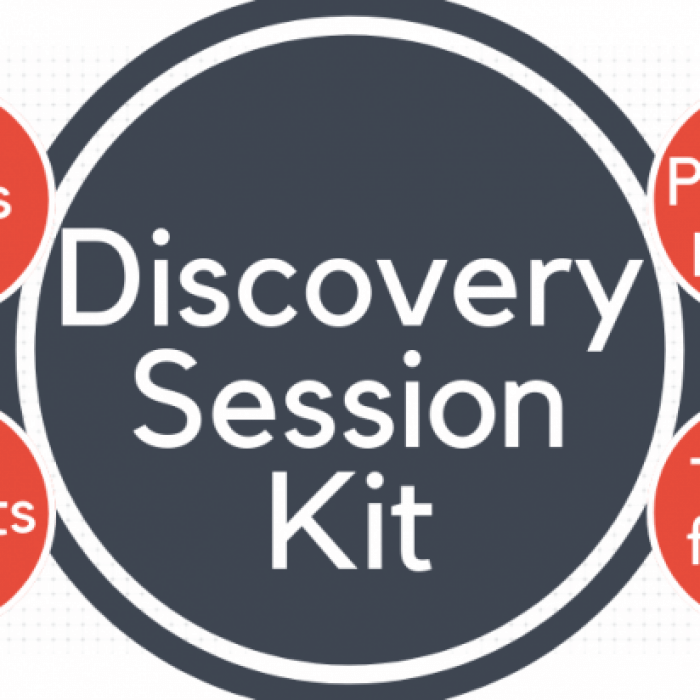 Discovery Session tasks, participants, timeframe and results