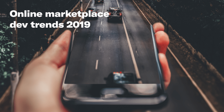 Online marketplace development trends 2019. Syndicode news