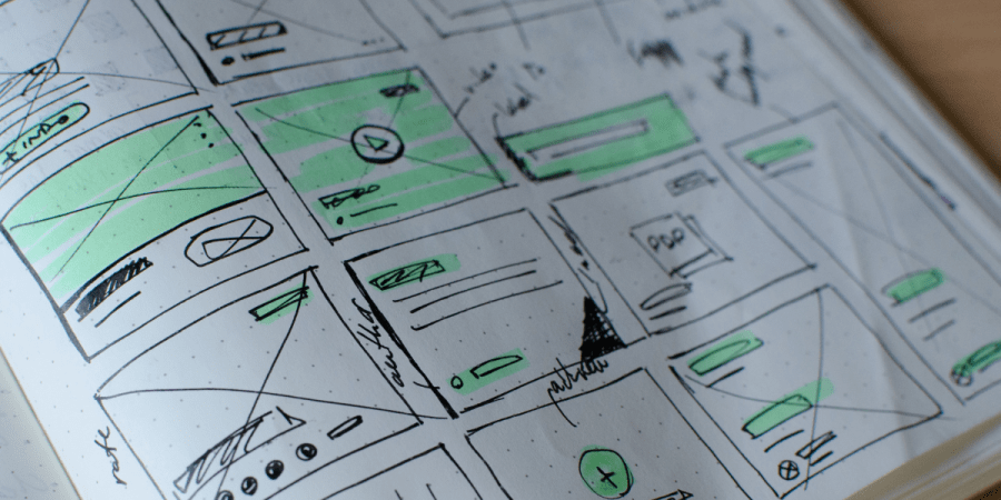 UX design scenarios. Syndicode design agency